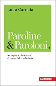Copertina libro Paroline