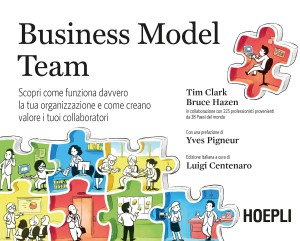 Libro Business Model Team